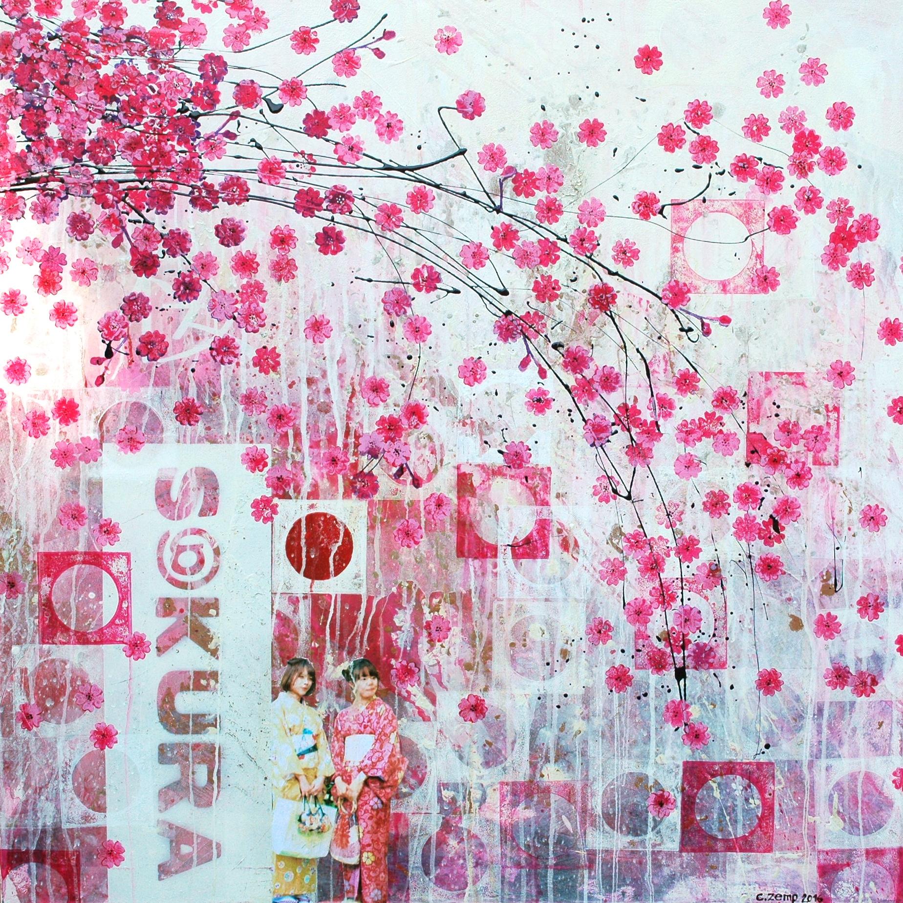 """""""SAKURA""""  桜  (VERKAUFT / SOLD)"""