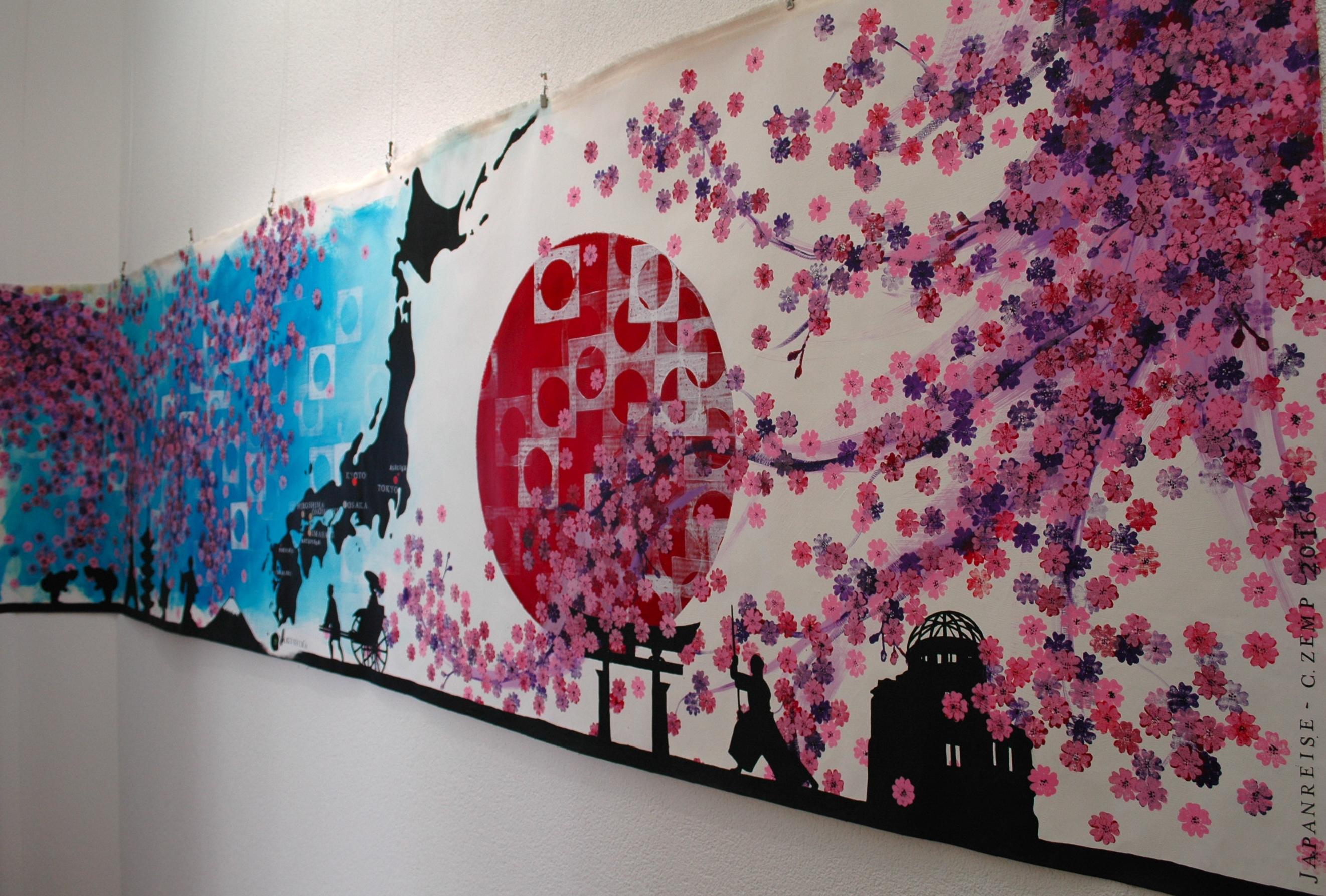 """""""JAPANREISE"""" 日本 への旅"""